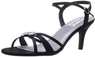 Dyeables Women's Peach Leather Sandal