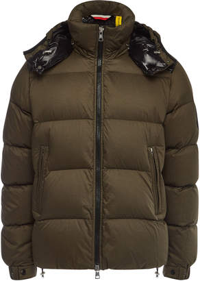 Moncler Bernier Cotton Down Jacket