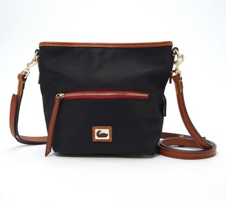 Dooney & Bourke Wayfarer Nylon Mini Hobo Crossbody