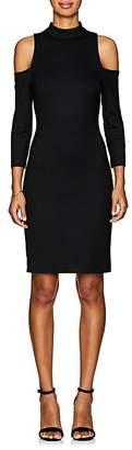 L'Agence WOMEN'S NICO COLD-SHOULDER DRESS