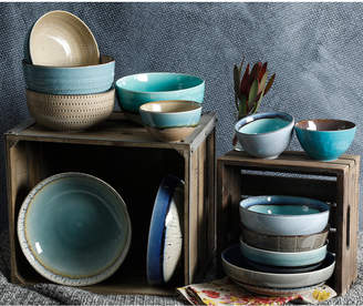 Gibson Elite Reactive Glaze Bowl Collection, Created for Macy's