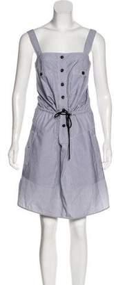 Derek Lam Patterned Knee-Length Dress