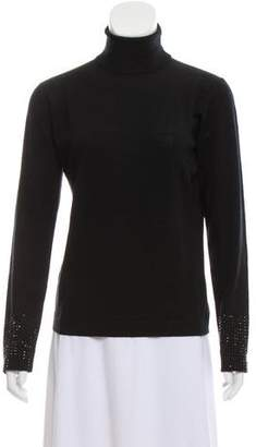 Christopher Kane Embellished Wool Sweater w/ Tags