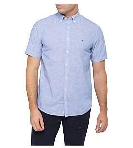 Tommy Hilfiger Cotton Linen Shirt