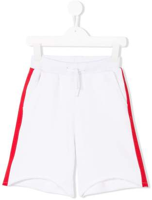 Douuod Kids drawstring track shorts