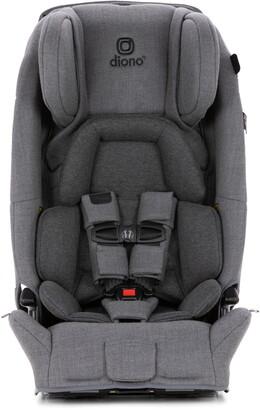 Diono radian 3RXT Vogue Grey Wool Fabric Convertible Car Seat