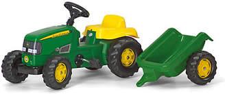 John Deere Rolly Kid Tractor Trailer Ride On