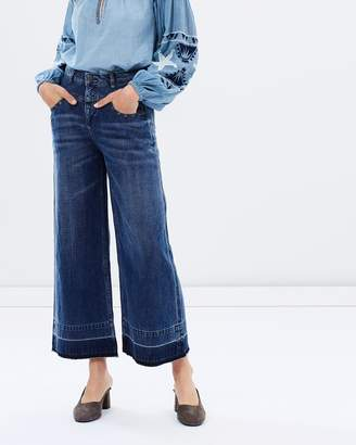 Maison Scotch Seasonal Flare Jeans