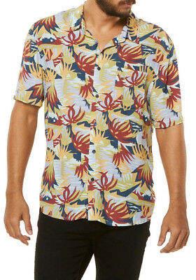 Wrangler NEW Garageland Shirt Dusk Palms Assorted