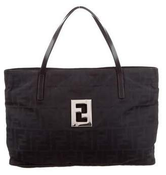 d04e4dcd600e Fendi Black Zucchino - ShopStyle