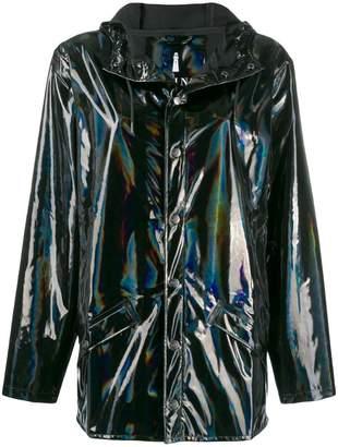 a43edb70e Women Rain Hooded Raincoat - ShopStyle UK