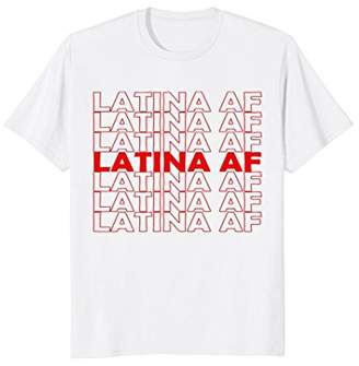 Abercrombie & Fitch Latina Bachelorette Party Funny Pride Spanish T-Shirt