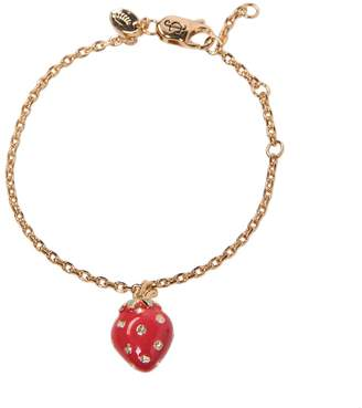 Juicy Couture Strawberry Wishes Bracelet
