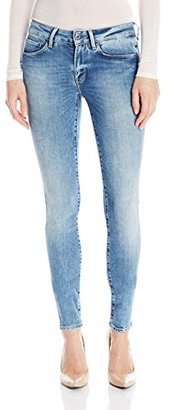 G-Star Raw Women's 3301 High Rise Skinny Fit Jean in Nippon Superstretch $49.77 thestylecure.com