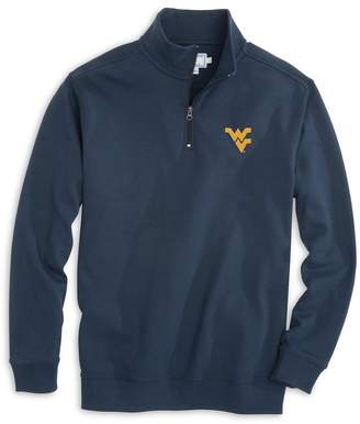 Gameday Skipjack 1/4 Zip Pullover - West Virginia University
