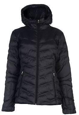 Spyder Womens Geared Hoody Ski Jacket Hoodie Hooded Top Coat