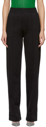 Givenchy Black Fleece Lounge Pants