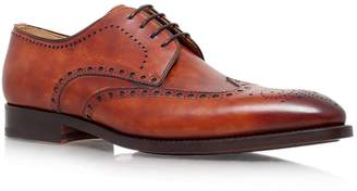 Magnanni Almond Derby Brogue