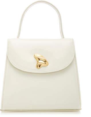 Little Liffner Little Lady Swirl Patent Leather Bag