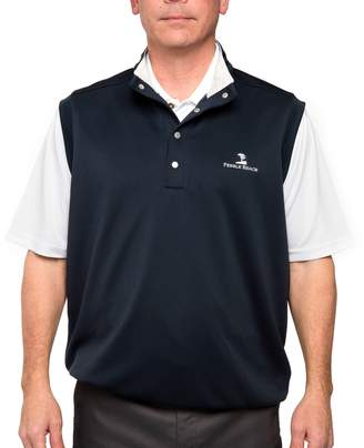 Equipment Men's Pebble Beach Classic-Fit Performance Pullover Golf Vest