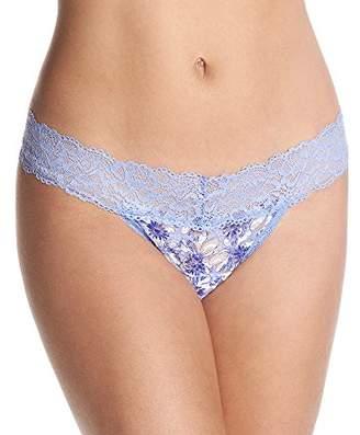 Maidenform Women's Comfort Devotion Lace Thong
