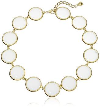 Karen Kane Palm Park Organic Collar Necklace