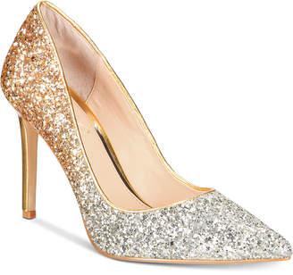 Badgley Mischka Malta Evening Pumps Women's Shoes