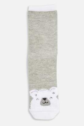 Topshop Christmas 'Polar Bear' Socks