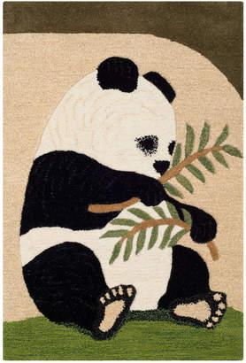 Safavieh Kids Panda Bear Hand-Tufted Rug