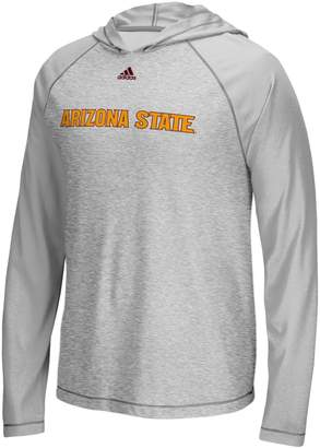 adidas Men's Arizona State Sun Devils Mark My Words Hooded Tee