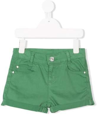 Liu Jo Kids turn-up shorts