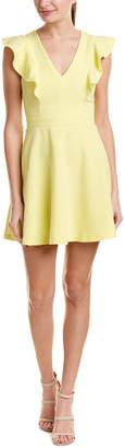 Do & Be DO+BE Do+Be Ruffle A-Line Dress