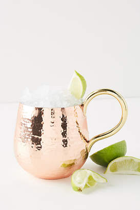 Anthropologie Moscow Mule Mug
