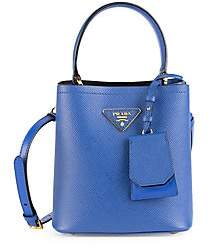 Prada Women's Small Double Bucket Bag