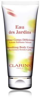 Clarins Eau Des Jardins Smoothing Body Cream