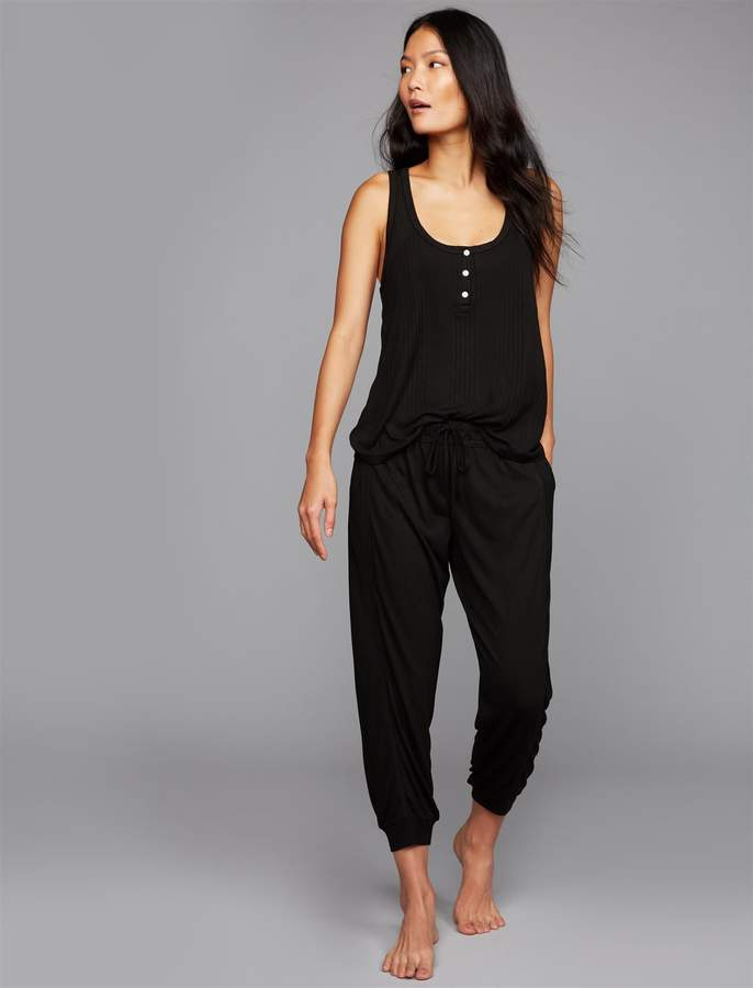 A Pea In The Pod Splendid Relaxed Fit Maternity Sleep Pant