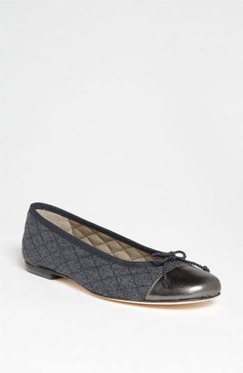 French Sole 'Passport' Flat
