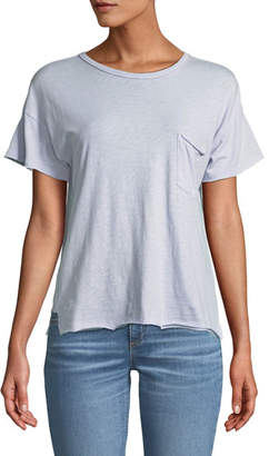 Rag & Bone Vintage Pocket Crewneck Tee