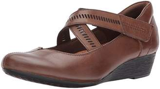 Rockport Cobb Hill Women's Cobb Hill Janet Flat