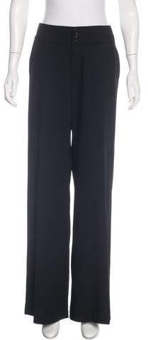 Marc by Marc Jacobs Mid-Rise Wide-Leg Pants