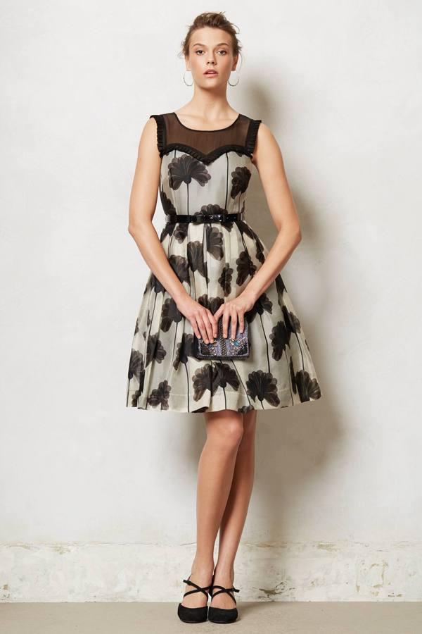 Anthropologie Cleora Dress