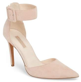 Topshop Grace Ankle Strap Pump (Women)