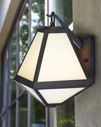 Crystorama Glacier Small Sconce