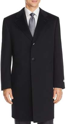 Canali Wool & Cashmere Classic Overcoat