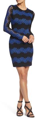Dress the Population Morgan Lace Body-Con Dress