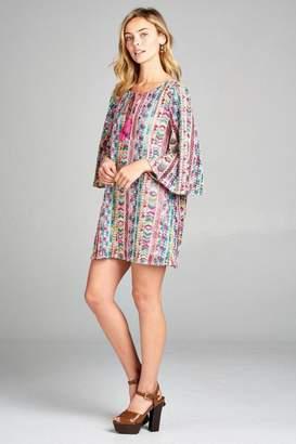 Velzera Stacy Crochet Dress