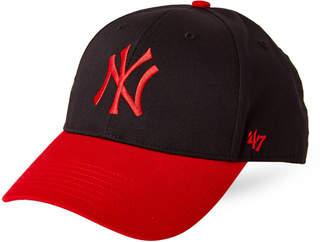 '47 Boys 8-20) Black & Red New York Yankees Baseball Cap