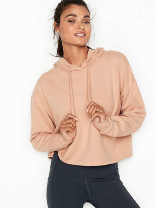 Victoria Sport French Terry Cropped Hoodie