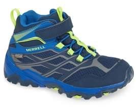 Merrell Moab FST Mid Top Waterproof Sneaker Boot