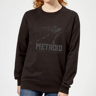Nintendo Metroid Samus Returns Women's Sweatshirt